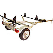 Malone MicroSport SaddleUp Pro Trailer Set