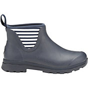 Muck Boots Women's Cambridge Stripe Ankle Rain Boots