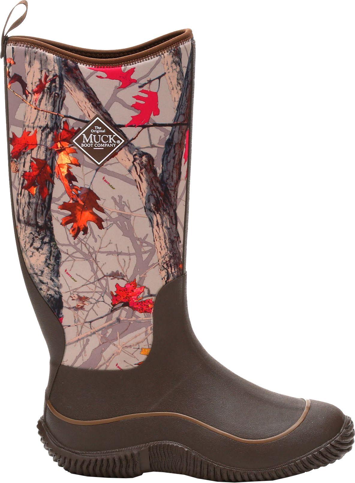 c65d527c0b6c Muck Boots Women s Hale Rubber Hunting Boots