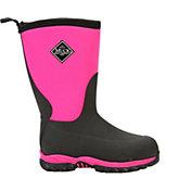 Muck Boot Kids' Rugged II Outdoor Waterproof Sport Boots