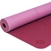 product image manduka welcome 5mm yoga mat mystic pink