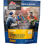 Mountain House Scrambled Eggs with Ham, Red and Green Peppers