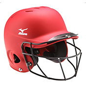 Mizuno Youth OSFM Prospect Batting Helmet w/ Mask