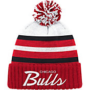 Mitchell & Ness Men's Chicago Bulls Cuffed Knit Hat