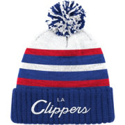 Mitchell & Ness Men's Los Angeles Clippers Cuffed Knit Hat