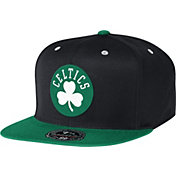 Mitchell & Ness Men's Boston Celtics 2-Tone Hi-Crown Fitted Hat
