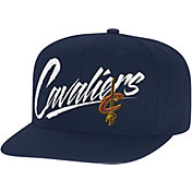 Mitchell & Ness Men's Cleveland Cavaliers Adjustable Snapback Hat