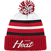 Mitchell & Ness Men's Miami Heat Cuffed Knit Hat