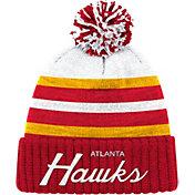 Mitchell & Ness Men's Atlanta Hawks Cuffed Knit Hat