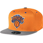Mitchell & Ness Men's New York Knicks 2-Tone Hi-Crown Fitted Hat