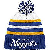 Mitchell & Ness Men's Denver Nuggets Cuffed Knit Hat