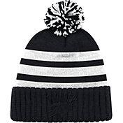 Mitchell & Ness Men's Oklahoma City Thunder Tonal Black Cuffed Knit Hat