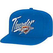 Mitchell & Ness Men's Oklahoma City Thunder Adjustable Snapback Hat