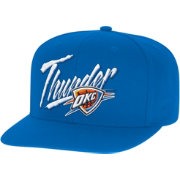 Mitchell & Ness Men's Oklahoma City Thunder Adjustable Snapback Hat
