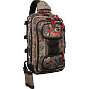 Fishing backpacks tackle bags field stream for Spiderwire sling fishing backpack