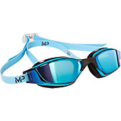 MP Michael Phelps Xceed Titanium Mirrored Swim Goggles