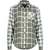 Marmot Women's Taylor Flannel Long Sleeve Shirt