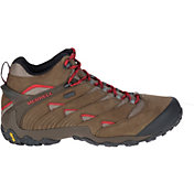 Merrell Men's Chameleon 7 Mid Waterproof Hiking Boots