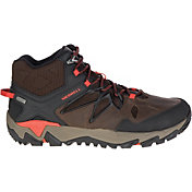 Merrell Men's All Out Blaze 2 Mid Waterproof Hiking Boots