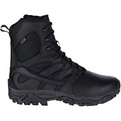 Merrell Men's Moab 2 8'' Waterproof Tactical Response Boots