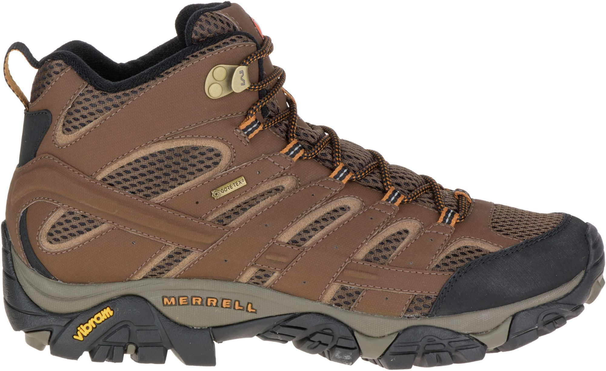 Merrell Men's Moab 2 Mid GORE-TEX Hiking Boots| DICK'S Sporting Goods