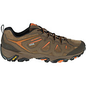Merrell Men's Moab FST Leather Waterproof Hiking Shoes