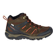 Merrell Men's Outmost Mid Ventilator Waterproof Hiking Boots