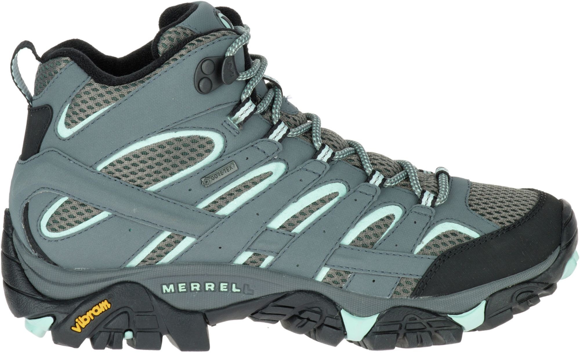 Merrell Women's Moab 2 Mid GORE-TEX Hiking Boots| DICK'S Sporting ...