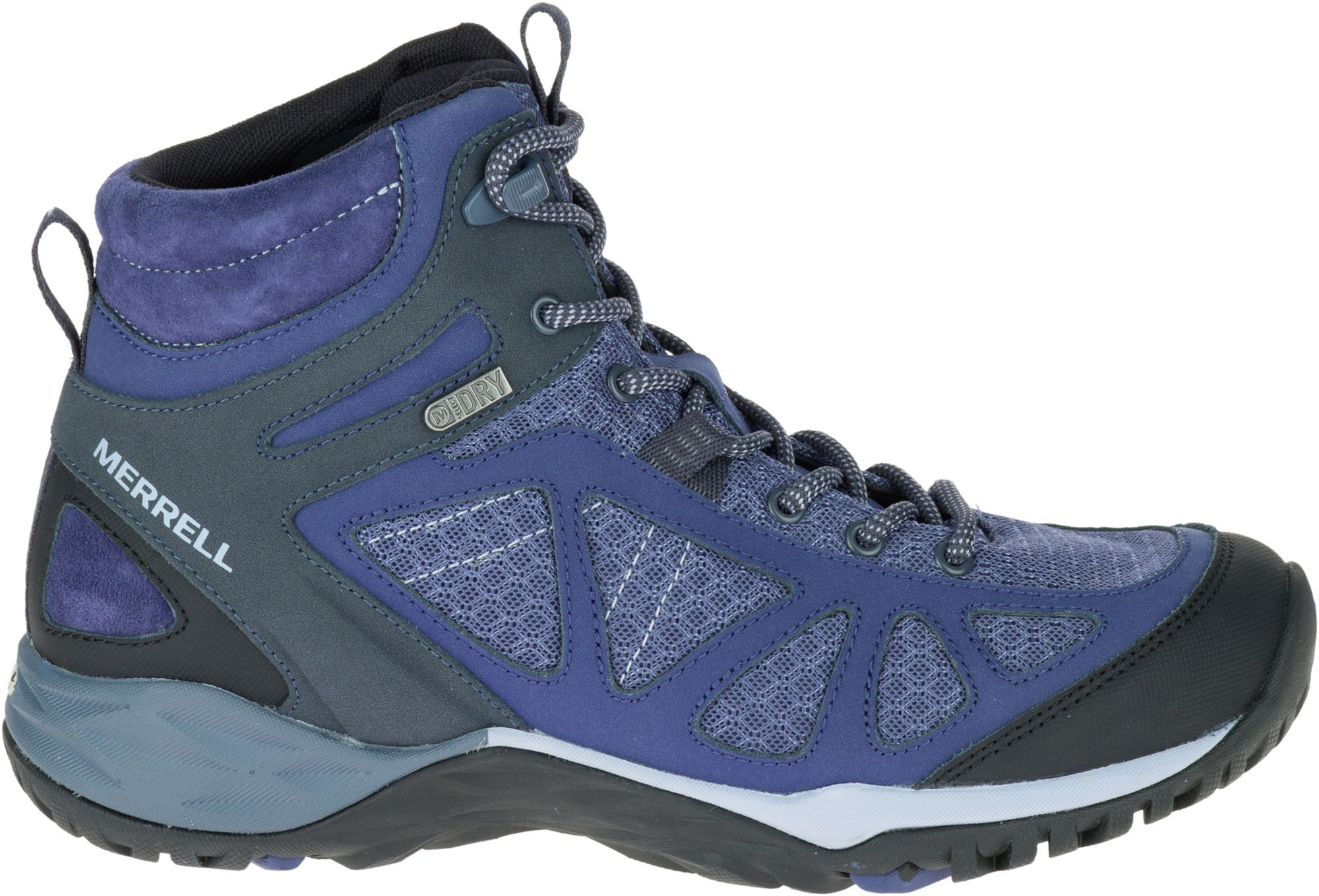 Merrell Leather Epiction Waterproof Hiking Boots Shoes