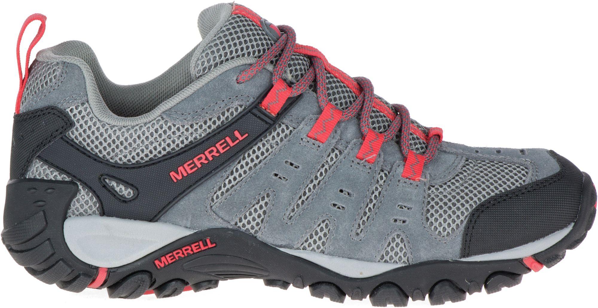 Merrell J358569C Accentor Low Women's Hiking Shoes SZ 9.5