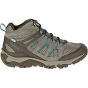 Merrell Women's Outmost Mid Ventilator Waterproof Hiking Boots
