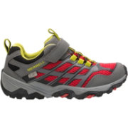Merrell Kids' Moab FST Low AC Waterproof Hiking Shoes