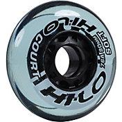 Mission HI-LO Court Roller Hockey Wheels - 4 Pack