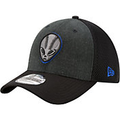 New Era Men's Las Vegas 51s 39Thirty Grey Flex Hat
