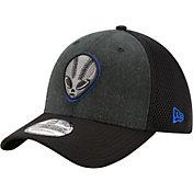 New Era Men's Las Vegas 51s 39Thirty Grey Stretch Fit Hat