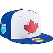 New Era Men's Toronto Blue Jays 59Fifty PROLIGHT 2018 Spring Training Fitted Hat