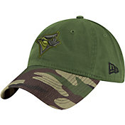 New Era Men's Toronto Blue Jays 9Twenty 2017 Memorial Day Camo Adjustable Hat