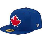 New Era Men's Toronto Blue Jays 59Fifty Alternate Royal Authentic Hat
