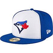 New Era Men's Toronto Blue Jays 59Fifty Alternate White/Royal Authentic Hat