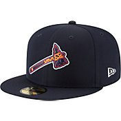 New Era Men's Atlanta Braves 59Fifty PROLIGHT Batting Practice Fitted Hat