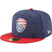 New Era Men's Milwaukee Brewers 59Fifty 2017 July 4th Authentic Hat