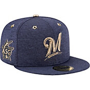 New Era Men's Milwaukee Brewers 59Fifty 2017 All-Star Game Authentic Hat