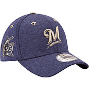 New Era Men's Milwaukee Brewers 39Thirty 2017 All-Star Game Flex Hat