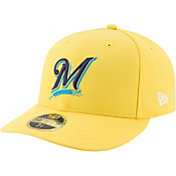 New Era Men's Milwaukee Brewers 59Fifty MLB Players Weekend Low Crown Authentic Hat