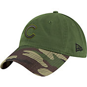 New Era Men's Chicago Cubs 9Twenty 2017 Memorial Day Camo Adjustable Hat