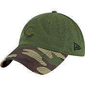 New Era Men's Chicago Cubs 9Twenty 2017 Memorial Day Camo Adjustable Hat