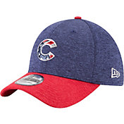 New Era Men's Chicago Cubs 39Thirty 2017 July 4th Flex Hat
