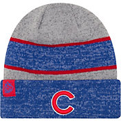 New Era Men's Chicago Cubs Clubhouse Knit Hat