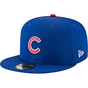 New Era Men's Chicago Cubs 59Fifty PROLIGHT Batting Practice Fitted Hat