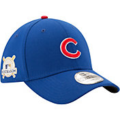 New Era Men's Chicago Cubs 39Thirty 2017 MLB Postseason Royal Stretch Fit Hat